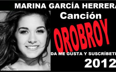 Marina García Herrera   Canción #Acaríciamelacara Sala Paúl Jerez Videos artista jerezana flamenco
