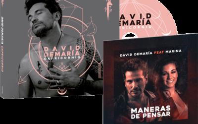 David DeMaria nos da más sorpresas Marina