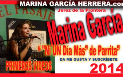 Marina Garcia | Videos Tabanco el Pasaje