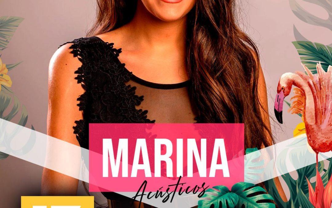 Marina Concierto Acustico La Terraza