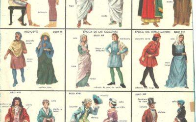 Vestidos | Los primeros vestidos o indumentarias