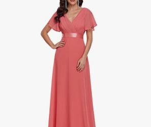 Vestidos de Línea A para bodas y eventos